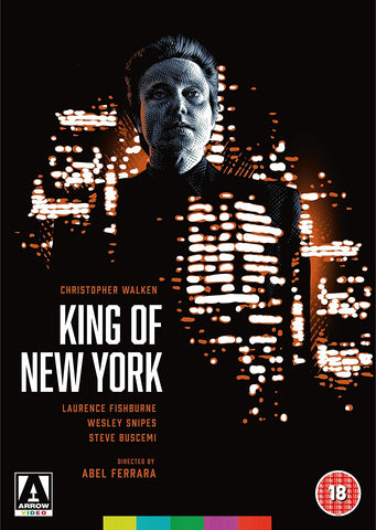 The King of New York (DVD)