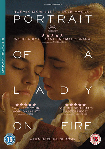 Portrait Of A Lady On Fire (DVD)