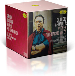 The Complete Deutsche Grammophon Recordings - Wiener Philharmoniker Claudio Abbado (CD)