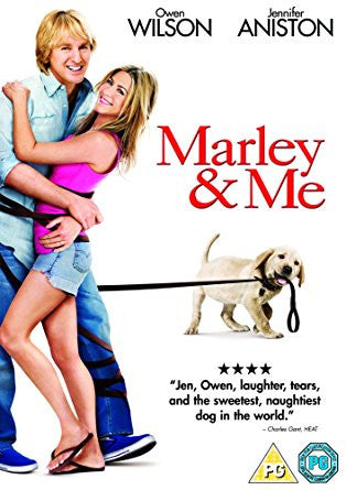 Marley & Me  (DVD) cover image