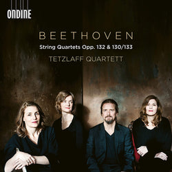 Beethoven - String Quartets - Tetzlaff Quartett (CD)