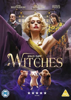 Roald Dahl's The Witches (DVD)