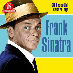 Frank Sinatra - 60 Essential Recordings (CD)