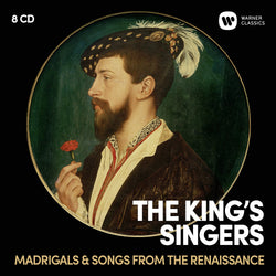 The King's Singers - Madrigals & Songs from the Ren