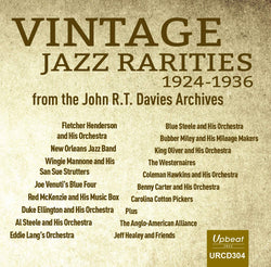 Various Artists - Vintage Jazz Rarities 1924-1936 (CD)