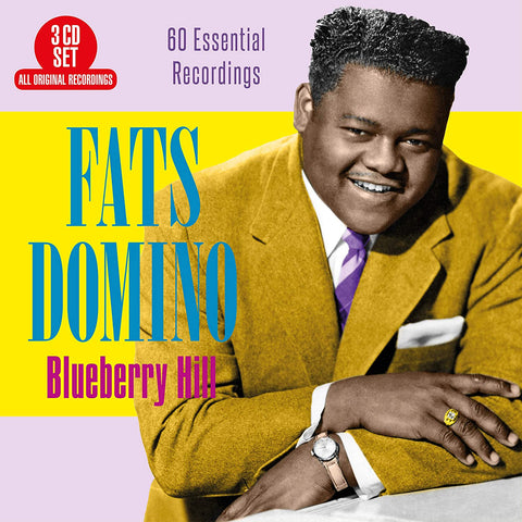 Blueberry Hill - 60 Essential Recordings - Fats Domino (CD)