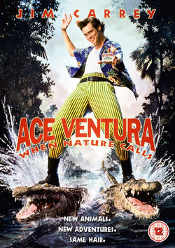 Ace Venture: When Nature Calls (DVD)