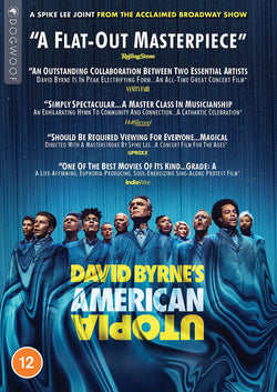 David Byrne's American Utopia (DVD)