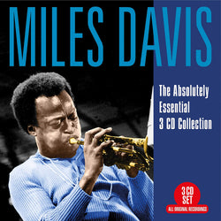The Absolutely Essential Miles Davis (CD)