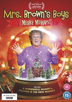 Mrs Brown's Boys: Merry Mishaps (DVD)