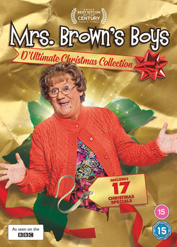 Mrs Brown's Boys Christmas 2020 (DVD)