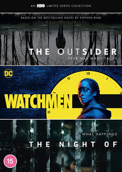 The Outsider/Watchmen/The Night Of Boxset (DVD)