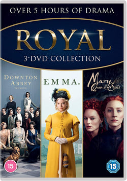 Royal Box Set (DVD)
