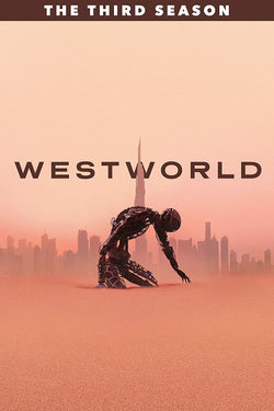 Westworld Series 3 (DVD)