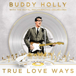 Buddy Holly - True Love Ways (CD)