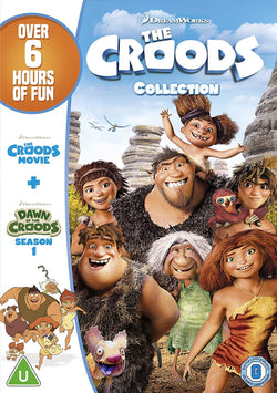 The Croods Ultimate Collection (DVD)