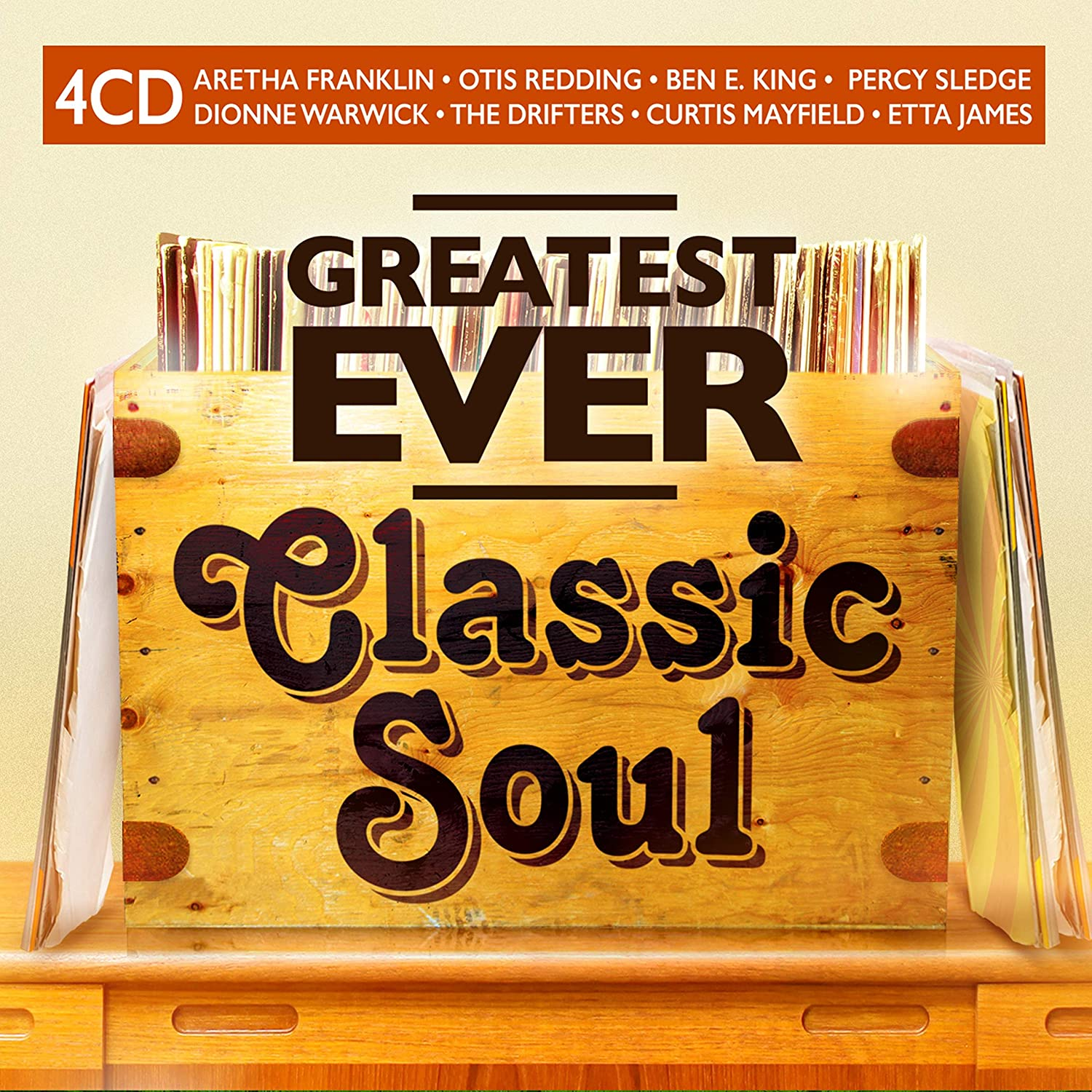 Greatest Ever Classic Soul (CD)
