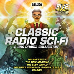 Classic Radio Sci-Fi:  BBC Drama Collection  (CD)