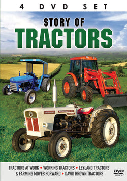 The Story Of Tractors (DVD)
