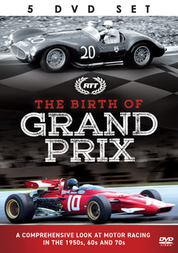 The Birth Of Grand Prix (DVD)