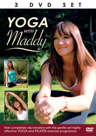Yoga With Maddy (DVD)