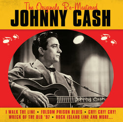 The Originals Re-Mastered - Johnny Cash (CD).CoverIMG