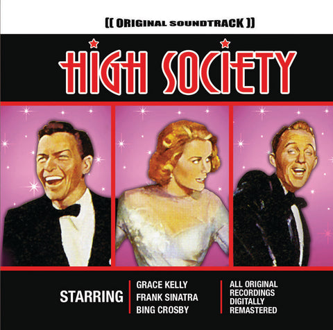 High Society Original Soundtrack (CD)