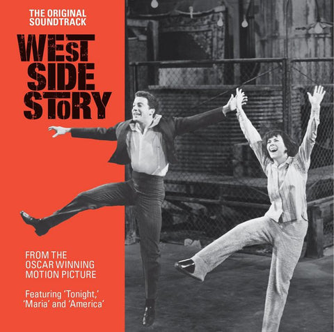 West Side Story - Original Soundtrack (CD).CoverIMG