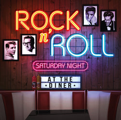 Rock n Roll Saturday Night at the Diner (CD)