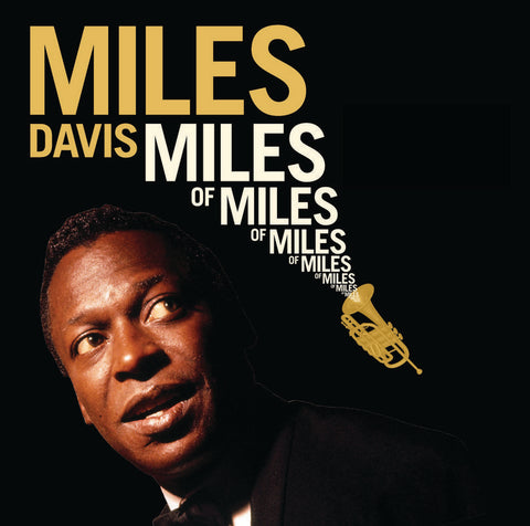 Miles Davis - Miles Of Miles(CD).Cover IMG