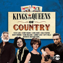 Kings And Queens Of Country (CD).CoverIMG