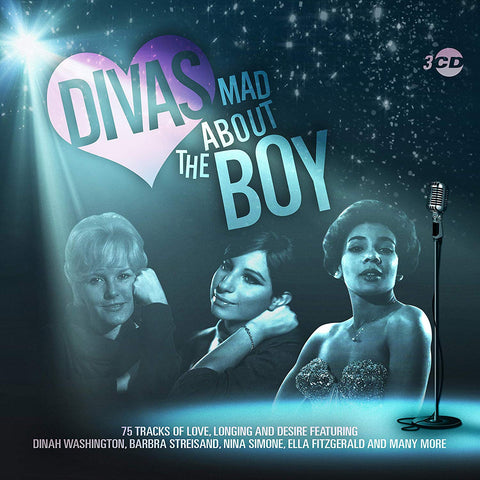 Divas - Mad About The Boy (CD)
