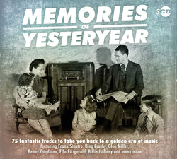 Memories Of Yesteryear (CD)