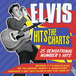 Elvis Hits the Charts - Elvis Presley (CD)