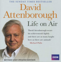 David Attenborough Life On Air Memoirs Of A Broadcaster  (CD)