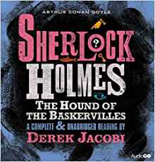 Sherlock Holmes The Hound Of The Baskervilles  (Arthu Doyle) (CD)