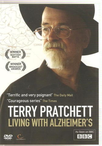 Terry Pratchett: Living With Alzheimer's (DVD)