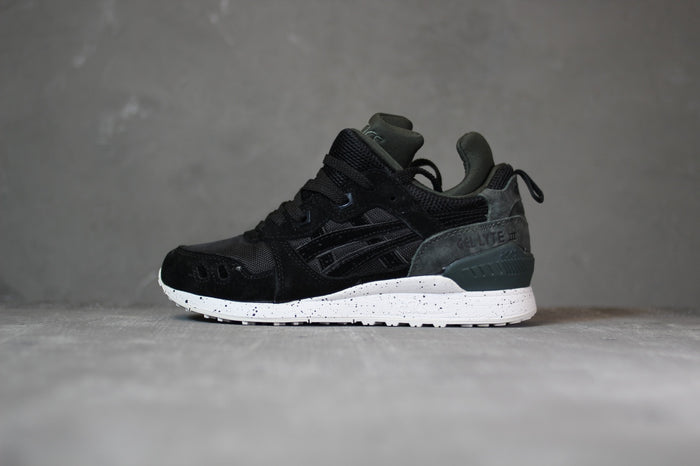 "Asics Gel Lyte III MT ""SneakerBoot"" Black/Dark Green"
