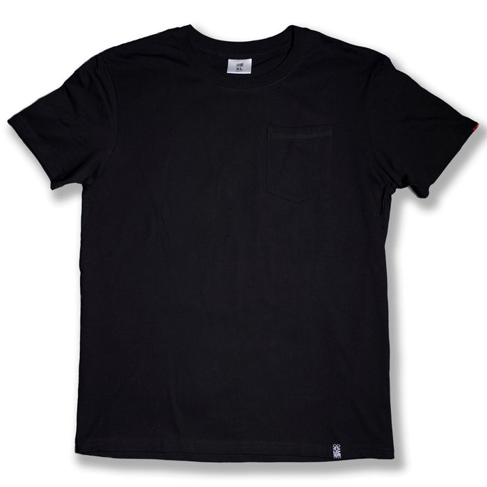 T-shirt with pocket GameOver black