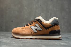 New Balance Winter Brown - Game Over Shop