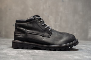 Caterpillar Winter Boots Black - Game Over Shop