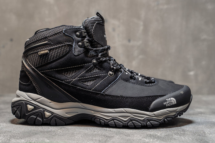 The North Face Winter Black Grey