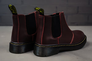 Dr.Martens 12976 Smooth Bordeaux - Game Over Shop