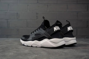 Nike Air Huarache Run Ultra Black/White - Game Over Shop