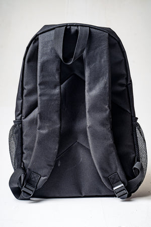 Game Over Backpack (basic black) - Game Over Shop