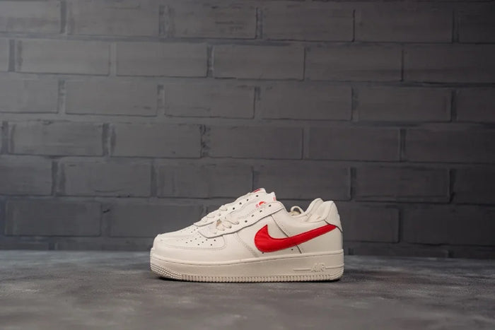 Nike Air Force Low Red White