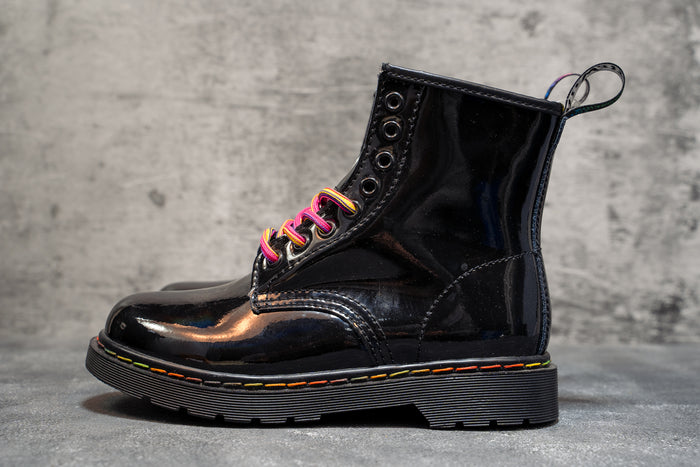 Dr. Martens 1460 Black Purple