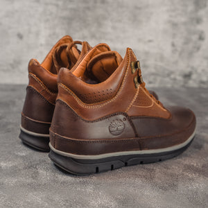 Timberland Men's Flume Hiking Boot Review Brown 2 - Game Over Shop