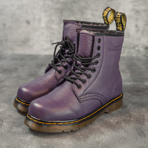 Dr.Martens Winter Purple - Game Over Shop