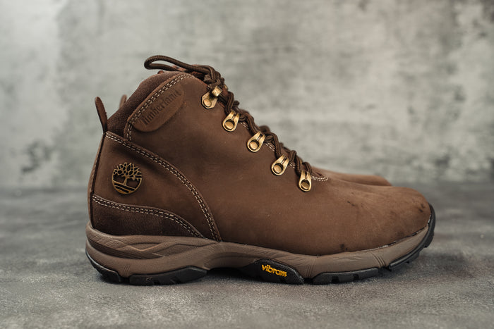 Timberland Men's Flume Hiking Boot Review Brown